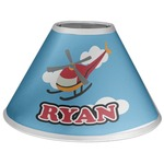 Helicopter Coolie Lamp Shade (Personalized)