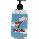 Helicopter Plastic Soap / Lotion Dispenser (Personalized)