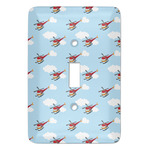 Helicopter Light Switch Covers - Multiple Toggle Options Available (Personalized)
