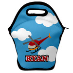 Helicopter Lunch Bag w/ Name or Text