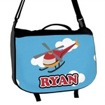 Helicopter Messenger Bag (Personalized)