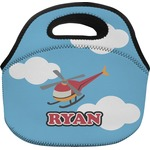 Helicopter Lunch Bag (Personalized)