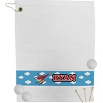 Helicopter Golf Towel (Personalized)