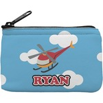 Helicopter Rectangular Coin Purse (Personalized)