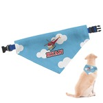Helicopter Dog Bandana (Personalized)