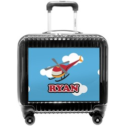 Helicopter Pilot / Flight Suitcase (Personalized)