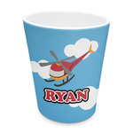 Helicopter Plastic Tumbler 6oz (Personalized)