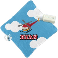 Helicopter Security Blanket (Personalized)