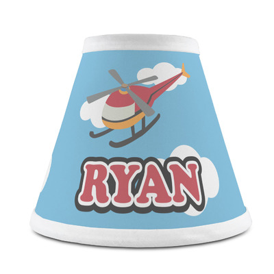 Helicopter Chandelier Lamp Shade (Personalized)