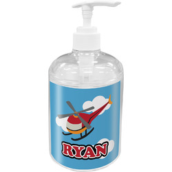 Helicopter Soap / Lotion Dispenser (Personalized)
