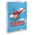 Helicopter Softbound Notebook (Personalized)