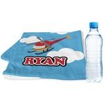 Helicopter Sports & Fitness Towel (Personalized)