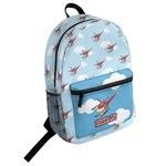 Helicopter Student Backpack (Personalized)