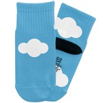 Helicopter Toddler Ankle Socks (Personalized)