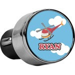 Helicopter USB Car Charger (Personalized)