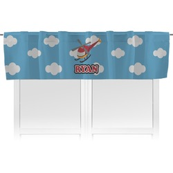 Helicopter Valance (Personalized)