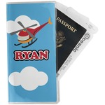 Helicopter Travel Document Holder