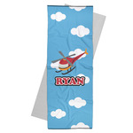 Helicopter Yoga Mat Towel (Personalized)