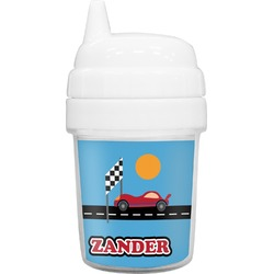 Race Car Baby Sippy Cup (Personalized)