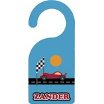 Race Car Door Hanger (Personalized)