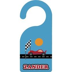 Race Car Door Hanger (Personalized)