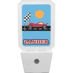 Race Car Night Light (Personalized)