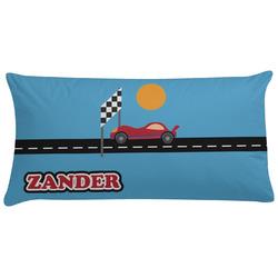 Race Car Pillow Case (Personalized)