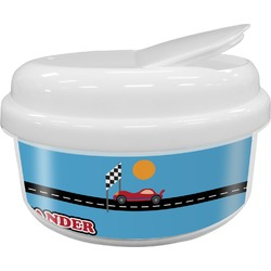 Race Car Snack Container (Personalized)