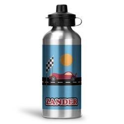 Race Car Water Bottle - Aluminum - 20 oz (Personalized)
