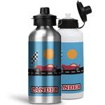 Race Car Water Bottles- Aluminum (Personalized)