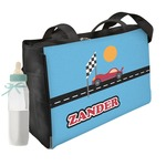 Race Car Diaper Bag (Personalized)