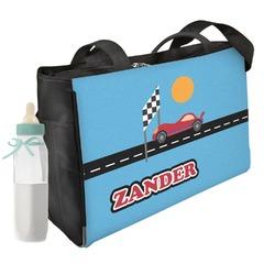 Race Car Diaper Bag (Personalized)