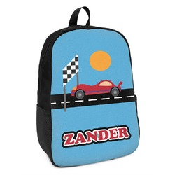 Race Car Kids Backpack (Personalized)