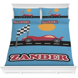 Race Car Comforters (Personalized)