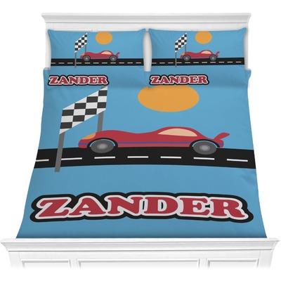 Race Car Comforter Set (Personalized)