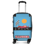 Race Car Suitcase (Personalized)