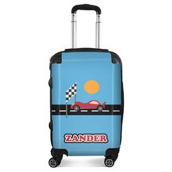 Race Car Suitcase (Personalized)