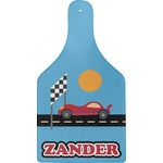 Race Car Cheese Board (Personalized)