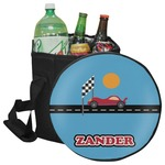 Race Car Collapsible Cooler & Seat (Personalized)