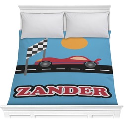 Race Car Comforter (Personalized)