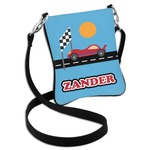 Race Car Cross Body Bag - 2 Sizes (Personalized)