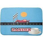 Race Car Dish Drying Mat (Personalized)