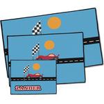 Race Car Door Mat (Personalized)