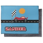 Race Car Microfiber Screen Cleaner (Personalized)