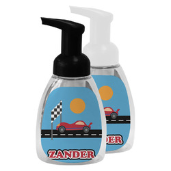 Race Car Foam Soap Bottle (Personalized)