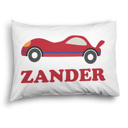 Race Car Pillow Case - Standard - Graphic (Personalized)