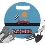 Race Car Gardening Knee Cushion (Personalized)