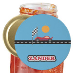 Race Car Jar Opener (Personalized)