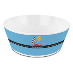 Race Car Kid's Bowl (Personalized)
