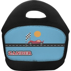 Race Car Toddler Lunch Tote (Personalized)